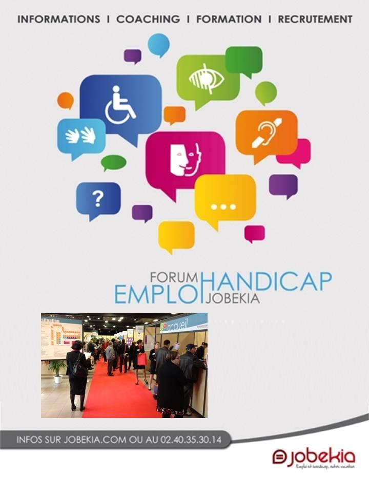 Rencontre emploi handicap