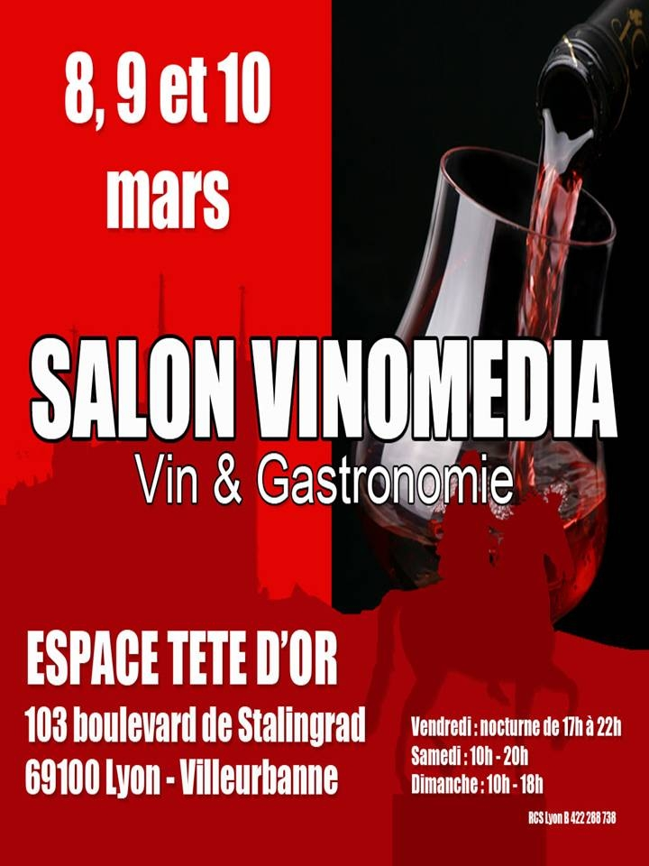 Salon des vins et terroirs de france 08 mars 2013 - Salon de chat francais ...