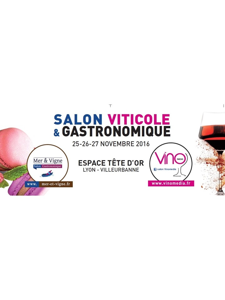 Salon viticole gastronomique 25 novembre 2016 salons for Salon viticole